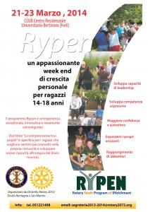 RYPEN locandina Interact 2014