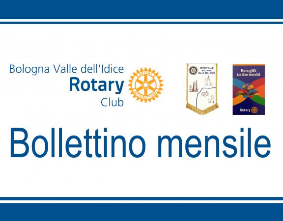 Bollettino Rotary 2016