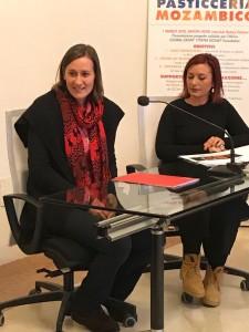 Suor Carla Luisa e Valentina Gianni, Conferenza Stampa Comune Bologna