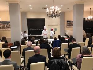 Show Cooking Gino Fabbri Pasticcere per raccolta fondi